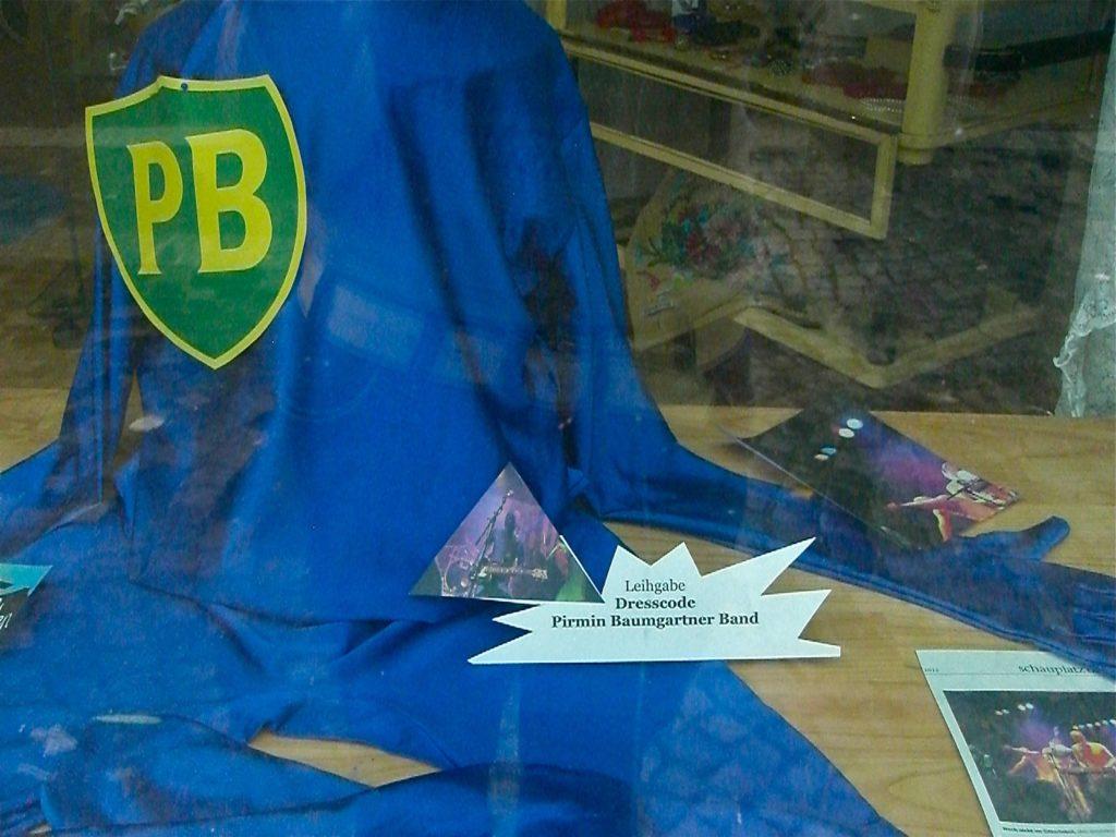 "Dresscode ""Pirmin Baumgartner Band"""