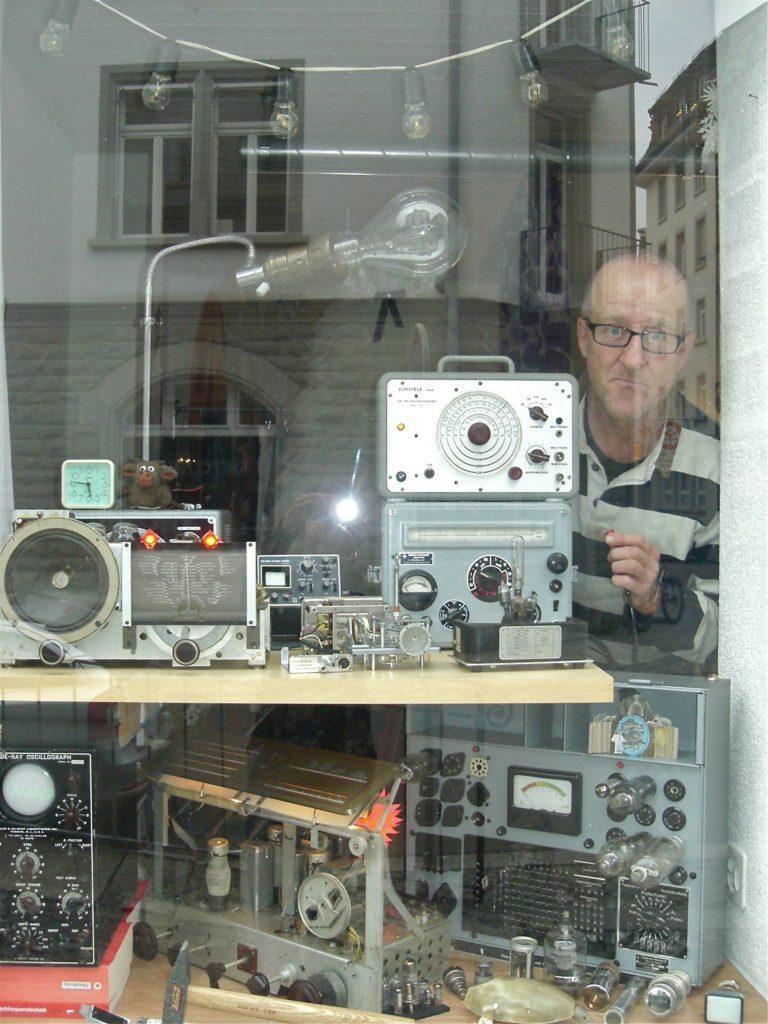 Paul Vetsch Radiodoktor vom Linsebühl