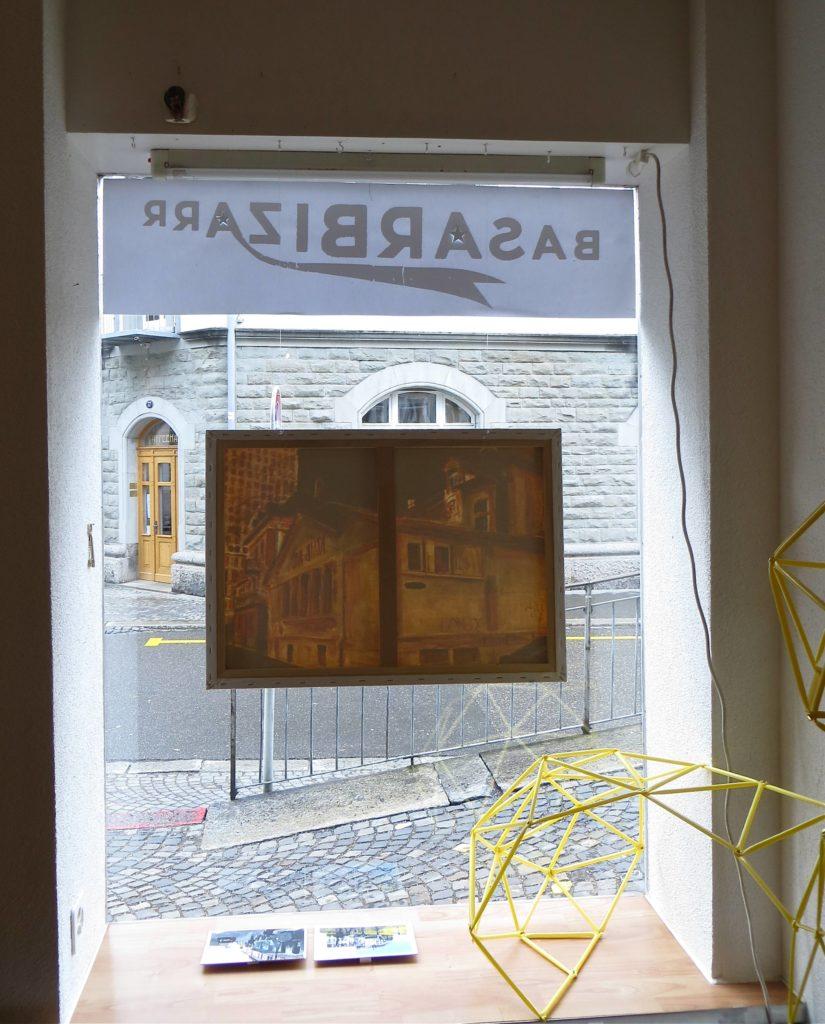 Schaufensterausstellung