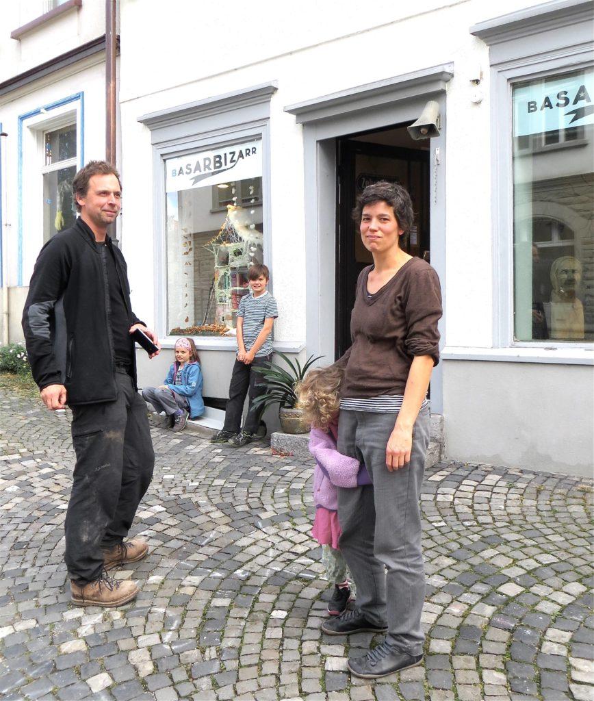 Die Schreinerfamilie